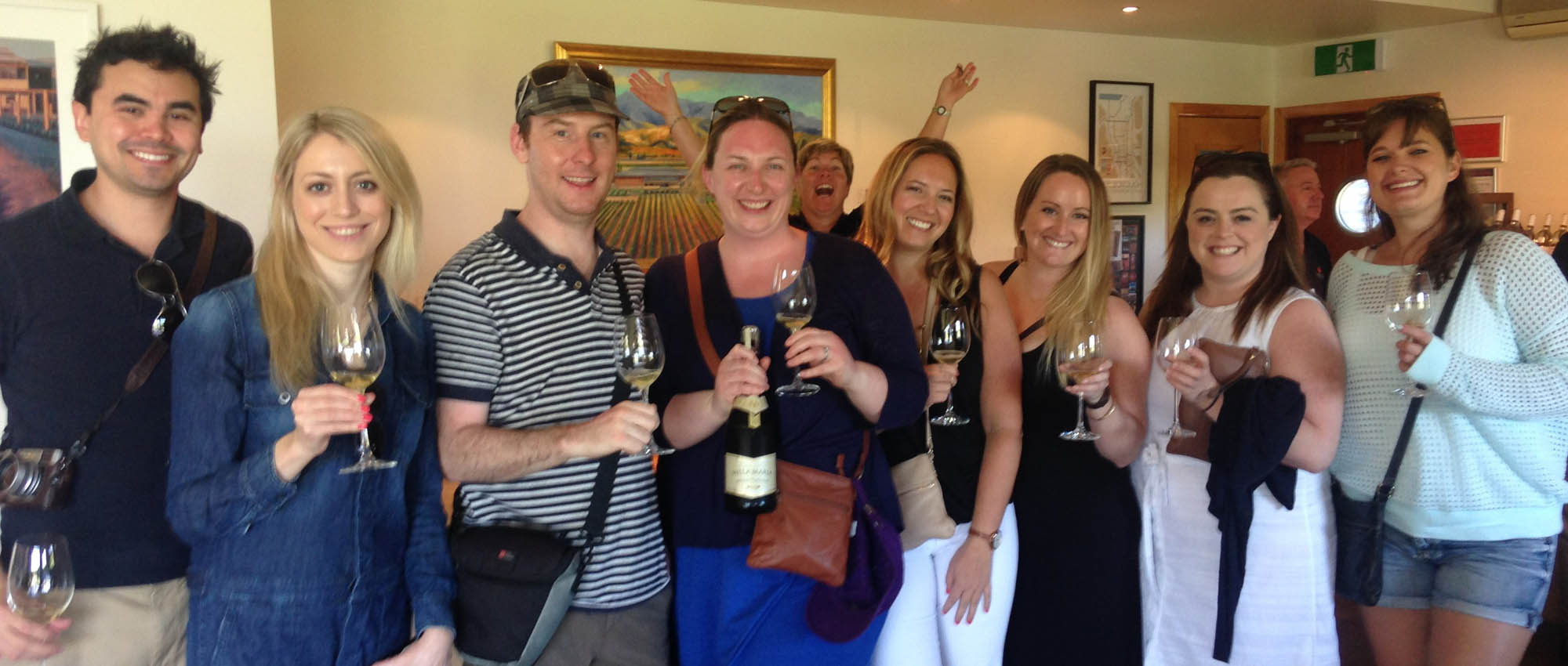 Customised Group Wineries Tour