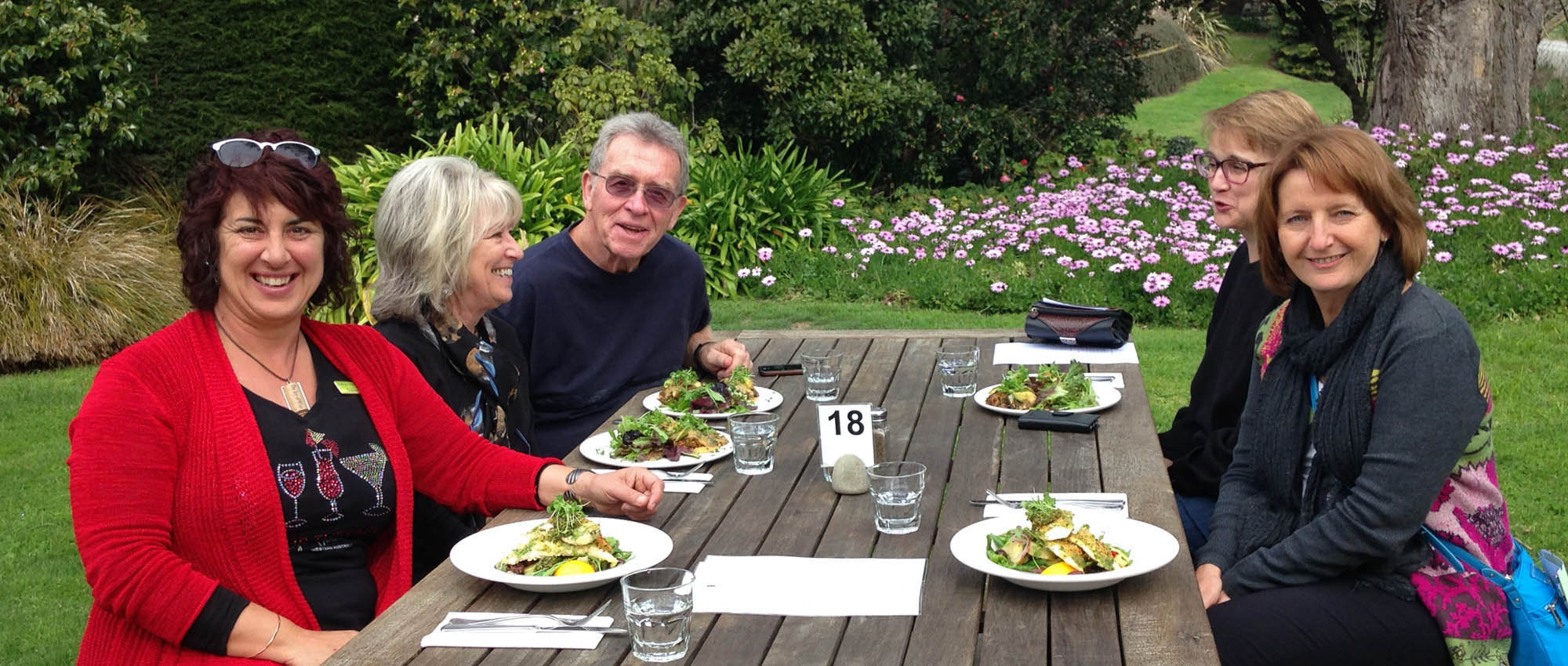 Wine Tour Lunch Marlborough