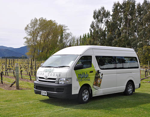 private group wine tour marlborough