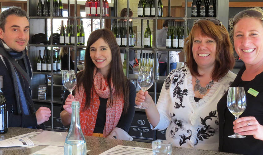 Daily Marlborough Wine Tour